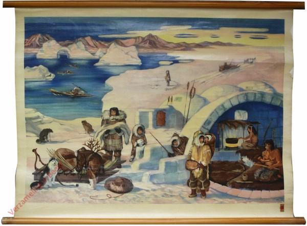 6 - Eskimoleben im Polargebiet